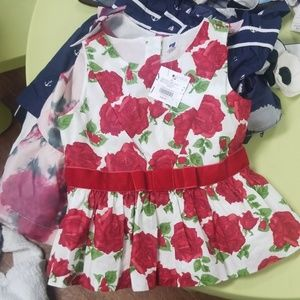 Janie and Jack girls clothes